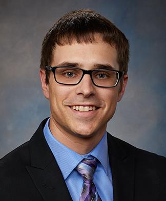 Headshot of physician's assistant Blake Davis, PA-C