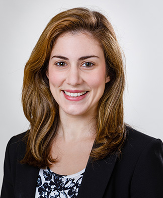 Headshot of Physicians Assistant Kelly Carney smiling at camera on transparent background